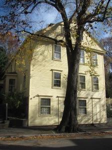 135 Benefit Street, Providence, RI
