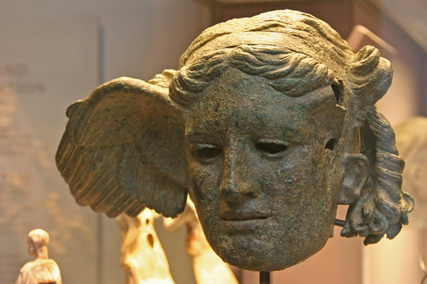Hypnos, from Wikimedia Commons.