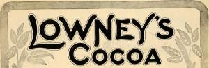 Lowney's Cocoa logo