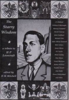 Front cover of The Starry Wisdom