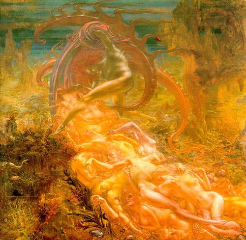 Jean Deville, The Treasures of Satan (1895)