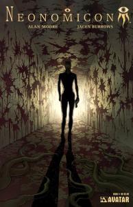 Neonomicon #4 cover, art by Jacen Burrows