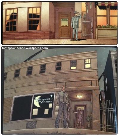 Above: Providence 3 Px,px. Below: Neonomicon