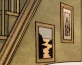 Is this framed land/sea image based on something specific? Detail of Providence #2 P9,p4 - art by Jacen Burrows