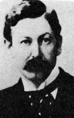 Winfield Scott Lovecraft, father of HP Lovecraft