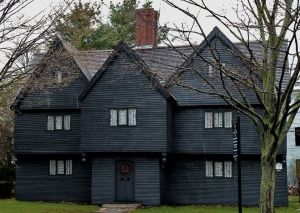 Witch House, Salem, MA