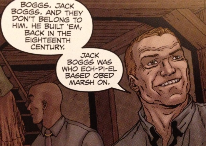 Boggs mention in Neonomicon - detail from Pxxx,p2 of Neonomicon No.2 - art by Jacen Burrows