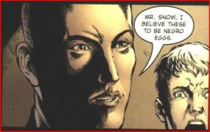 Panel from Planetary/Authority: Ruling the World. Art by Phil Jimenez