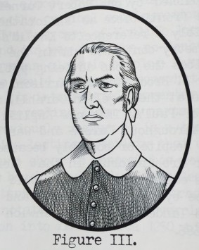Japheth Colwen, from Suydam's pamplet in Providence #2 - art by Jacen Burrows