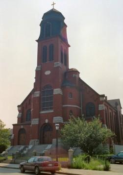 St. John's Church. Image via Flickr user Will Hart