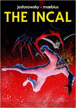 The Incal by Jodorowsky and Moebius. Image via The Leadpile