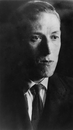 H. P. Lovecraft,  June 1934, One of the Lucius B. Truesdell portraits