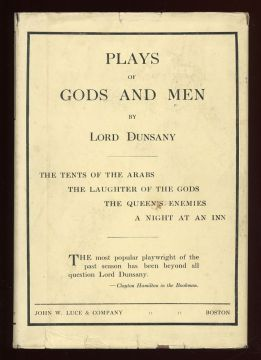 Plays of Gods and Men by Lord Dunsany